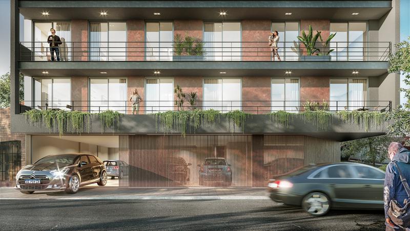 Foto Edificio en Alberdi Departamentos de  1 y 2 Dormitorios en GABINO BLANCO,  B°Alberdi número 4