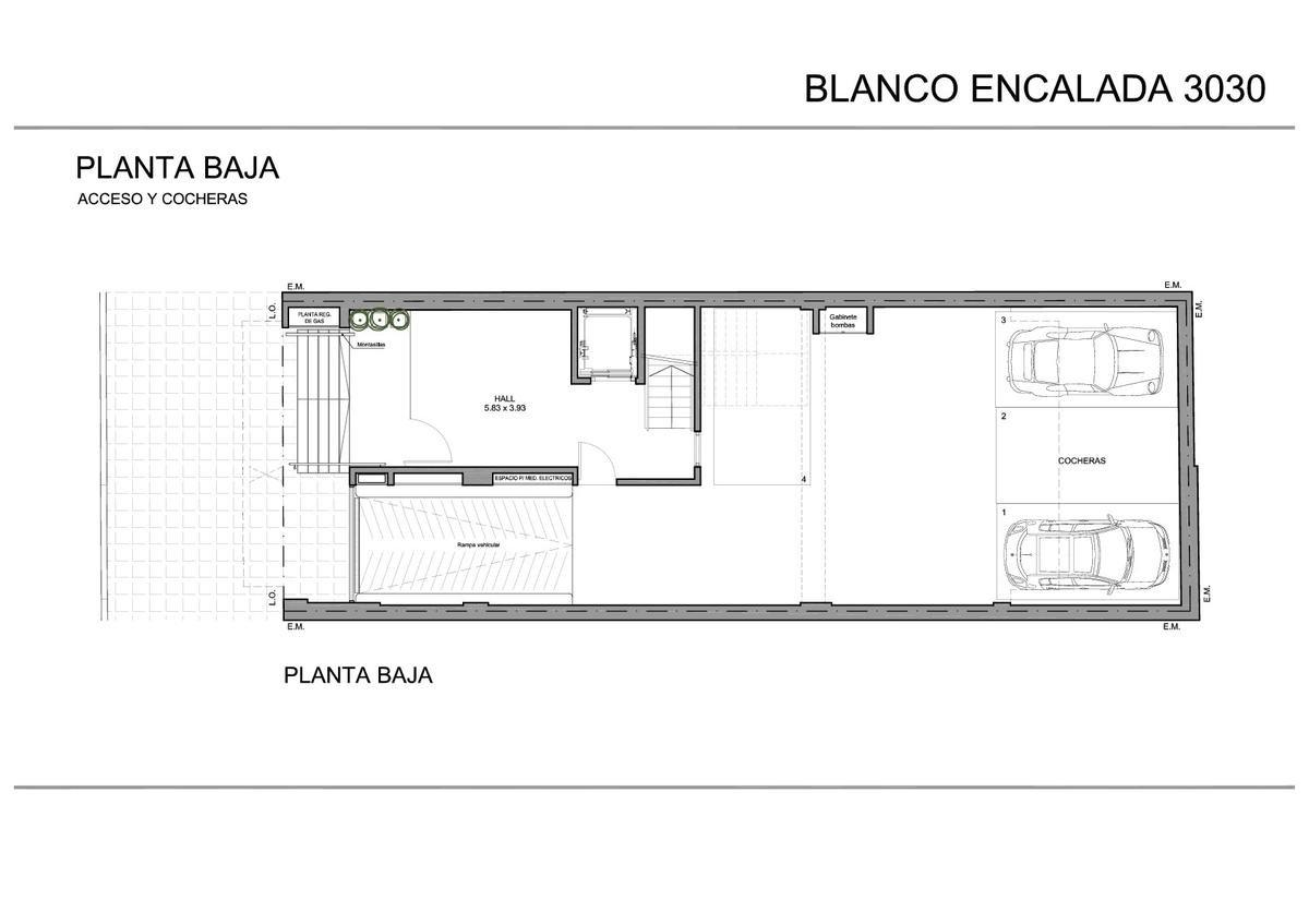 Foto Departamento en Alquiler en  Belgrano ,  Capital Federal  BLANCO ENCALADA 3030
