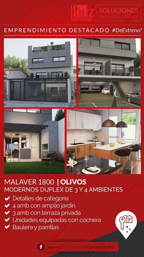 Foto Otro en Olivos-Maipu/Uzal Malaver 1800 número 2