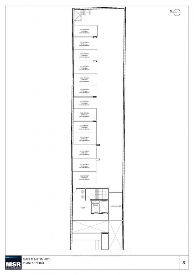 Foto Edificio en Centro San Martin 435 número 7