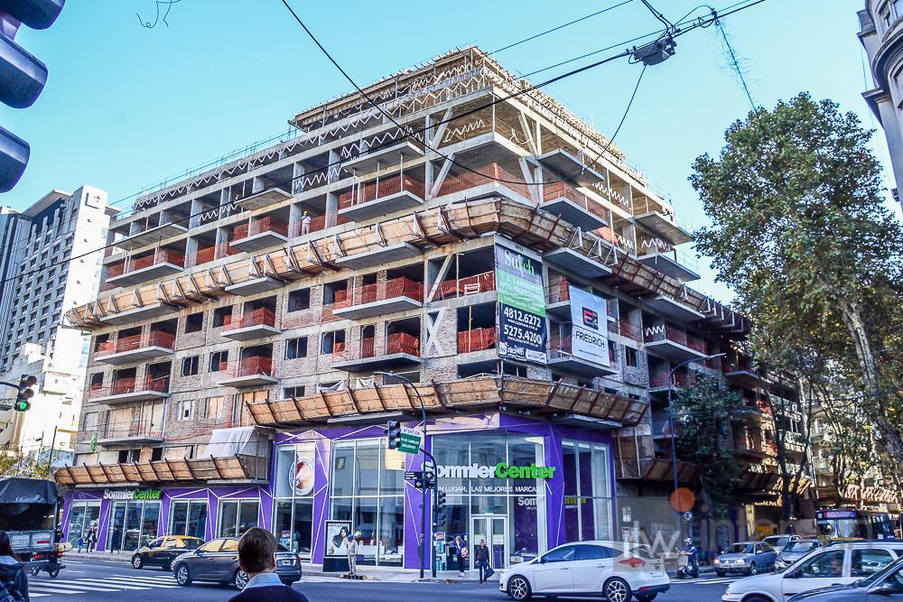 Emprendimiento Suitch: Av Cordoba esq Medrano en Palermo