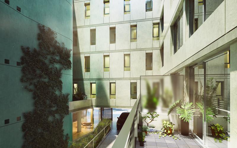 Foto Edificio en La Blanqueada Planes de financiación hasta 50 cuotas post-ocupación número 3