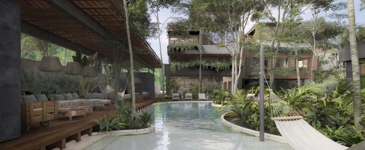 Foto Condominio en Aldea Zama Nuevo Eco Residence entre Aldea Zama y la Playa de Tulum        número 25