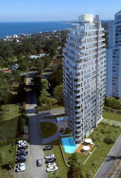 Foto Edificio en Punta del Este Avenida Roosevelt y Antonio Méndez - Punta del Este número 12
