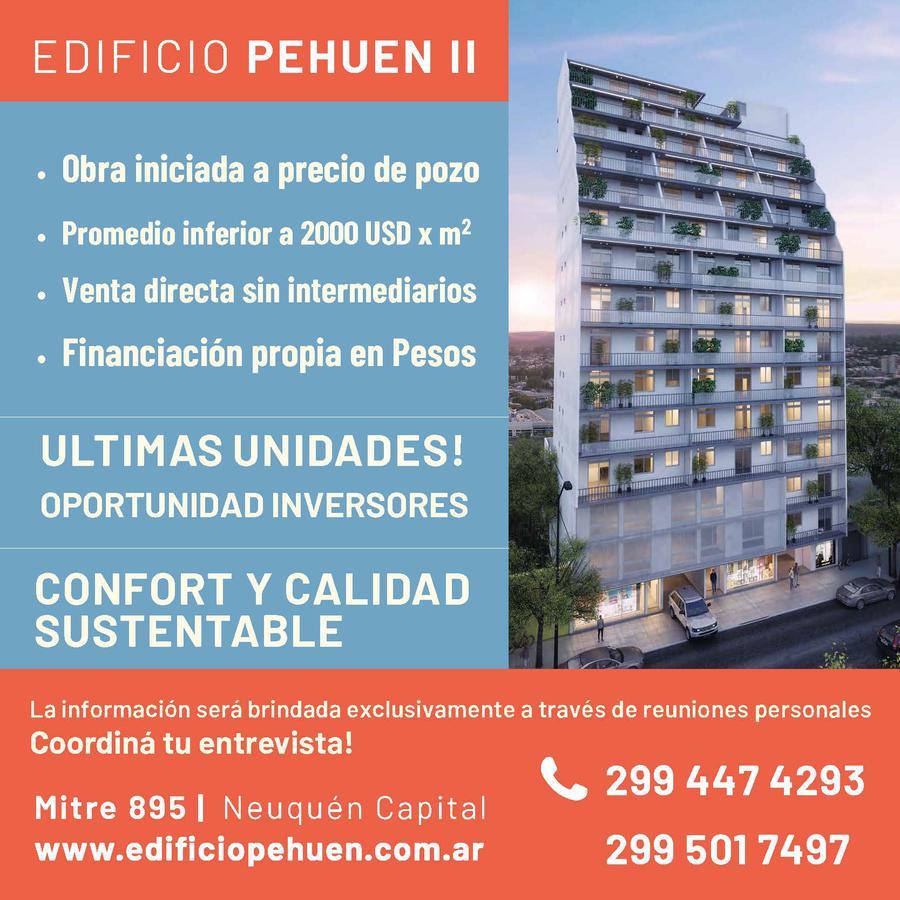 Foto EMPRENDIMIENTO - Edificio en  en  Capital , Neuquen  Bartolome Mitre 895