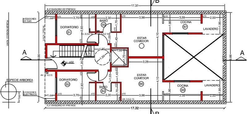 Foto Edificio en Liniers Tonelero 7326/28/30/32 número 2