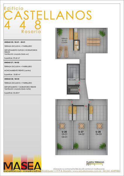 Foto Edificio en Luis Agote Castellanos 448 número 2