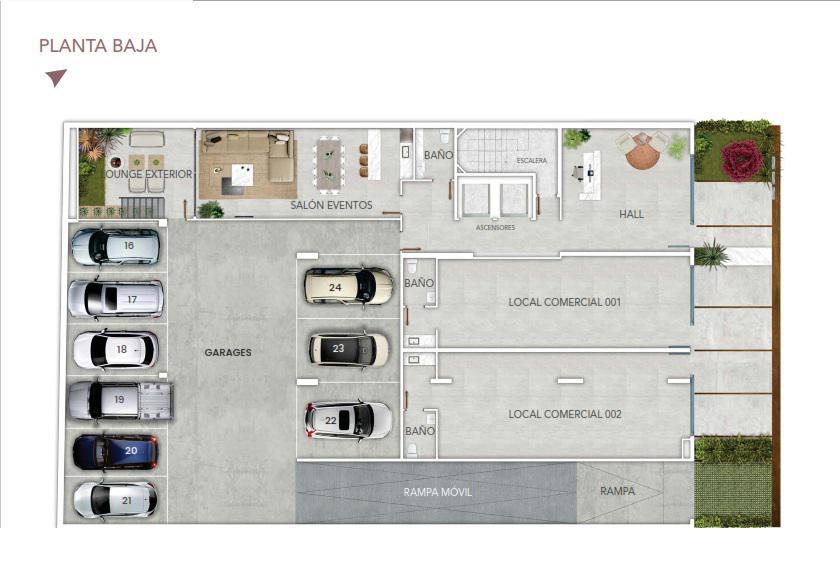Foto Edificio en Punta Carretas Bv.Artigas y Solano Garcia Próximo número 10
