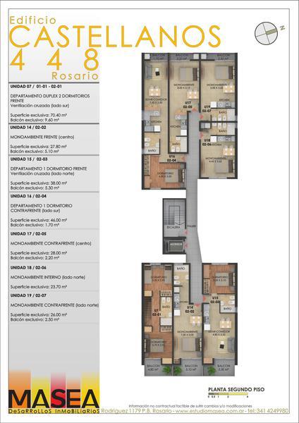 Foto Edificio en Luis Agote Castellanos 448 número 6