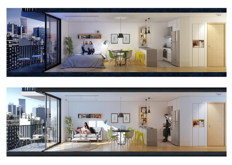Foto Edificio en Pocitos Nuevo ZONA WTC número 2
