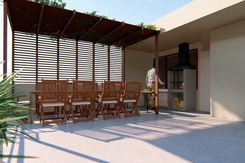 Departamentos con cochera fija en Tigre - Excelente ubicación - Fideicomiso al costo en pesos-7