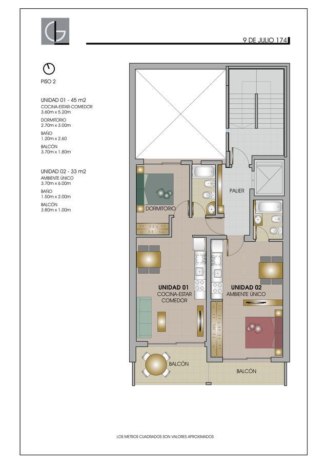 Foto Edificio en Martin 9 de Julio 174 número 13