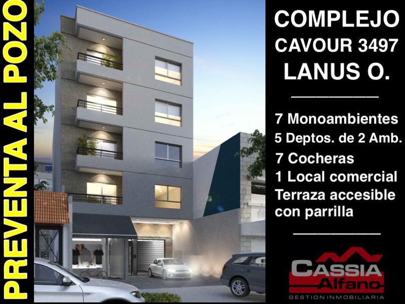 Foto  en Lanús Oeste CAVOUR 3497