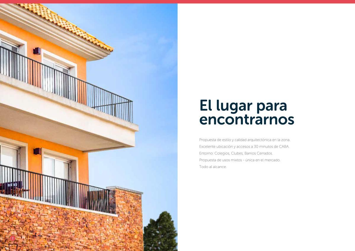 Foto Edificio en Pueblo Camaño             Av. Caamaño y Verdi KM 46, Ramal Pilar (500 mts. de Panamericana), Pilar    número 8