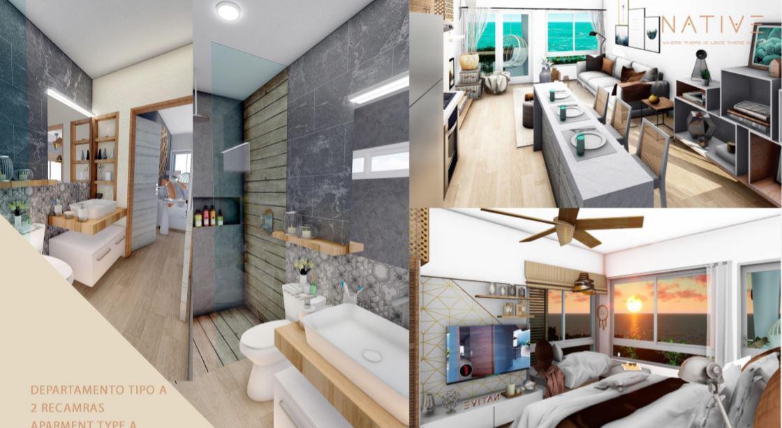 Foto Condominio en Zona Hotelera Norte  Zona Holtera Norte número 11