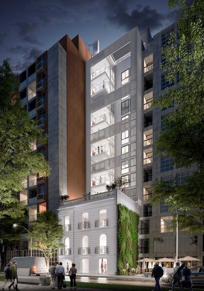 Foto Edificio en Nueva Cordoba Bv Chacabuco 625| Aviva Boulevard número 7