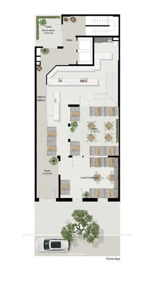 Foto Edificio en Nueva Cordoba Bv Chacabuco 625| Aviva Boulevard número 10