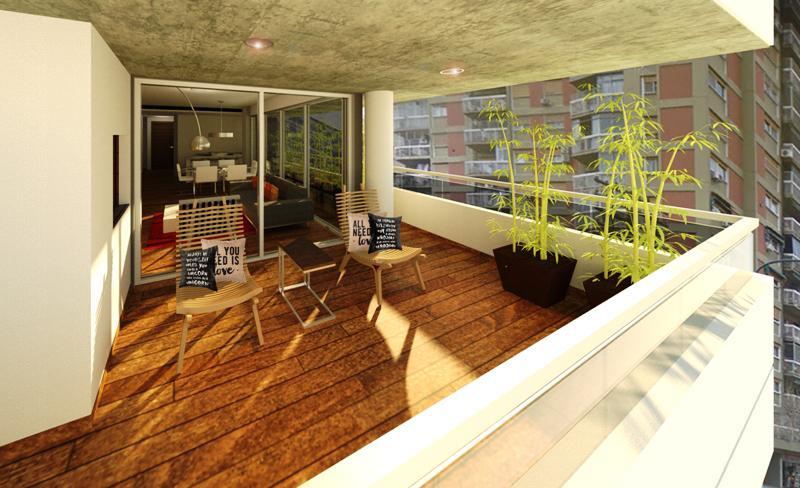 Foto Edificio en Caballito Rio de Janeiro al 200 número 12