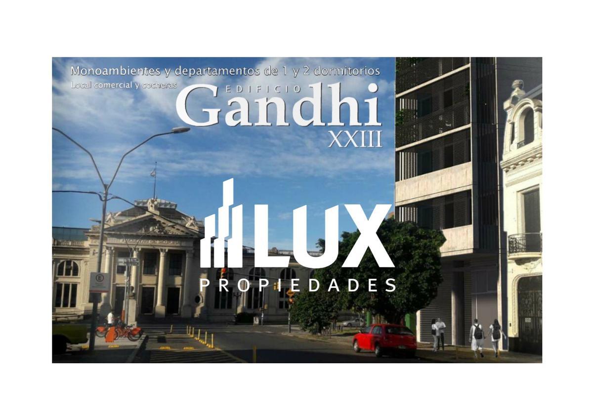 Edificio Gandhi XXIII