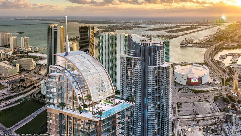 Foto Edificio en Downtown Miami  número 3