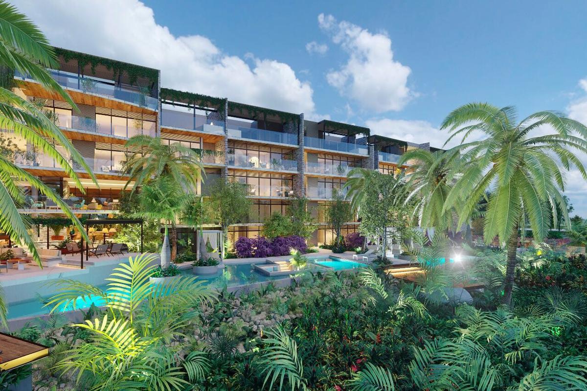 Foto Condominio en Akumal Luxury Condominio Kaan-Ha Akumal número 2