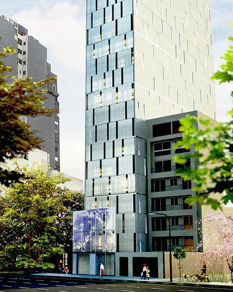 Foto Oficina en Venta en  Olivos-Vias/Rio,  Olivos  Av. Del Libertador 2435, Olivos
