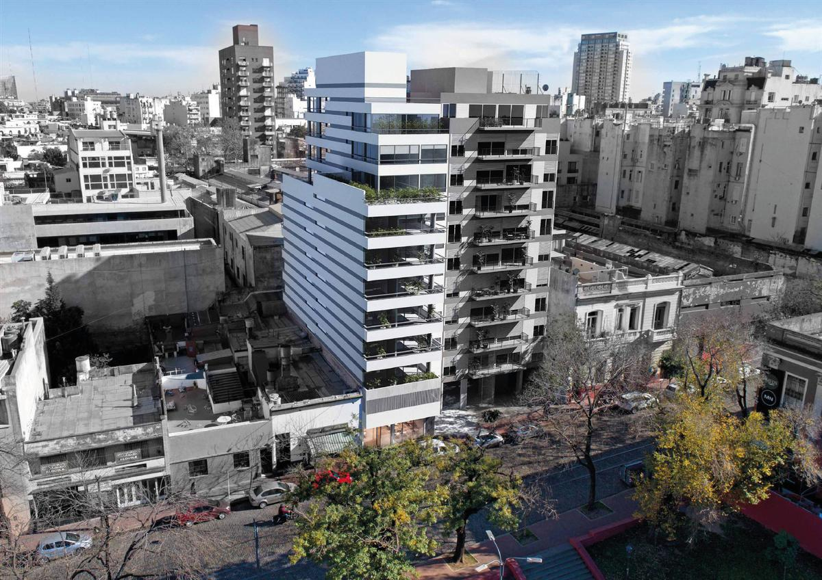 Foto Edificio en San Telmo Defensa 1600 número 2