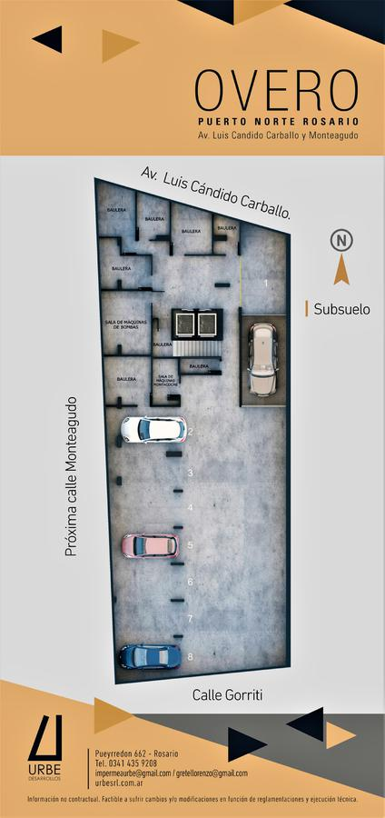 Foto Edificio en Puerto Norte Av. Luis Candido Carballo y Monteagudo número 5