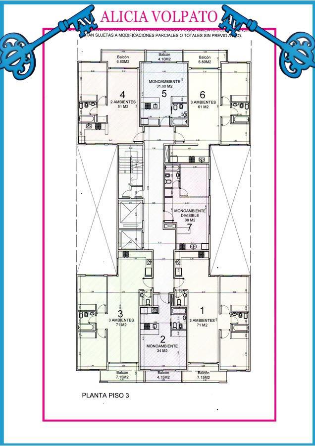 Foto Edificio en Wilde LAS FLORES 535 número 12