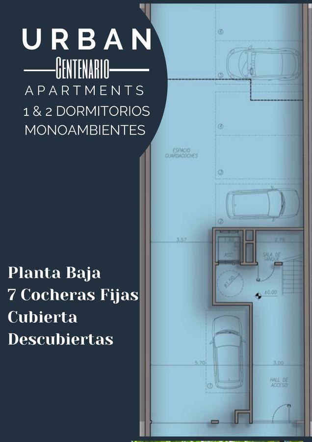 Foto Edificio en P.Centenario FRANKLIN y RIO DE JANEIRO número 5