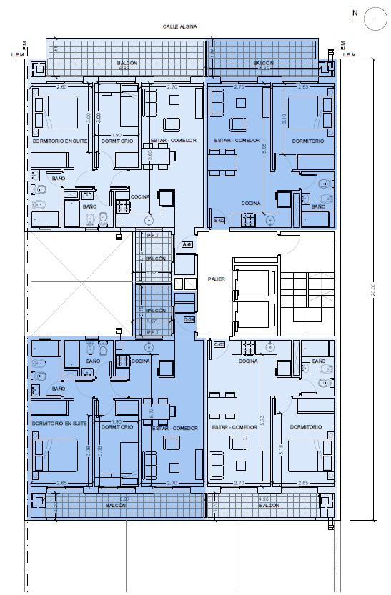 Foto Edificio en Luis Agote ALSINA 772 número 5