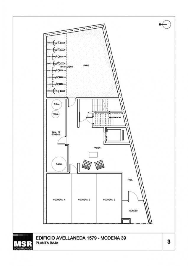 Foto Edificio en Echesortu AVELLANEDA1579 número 1