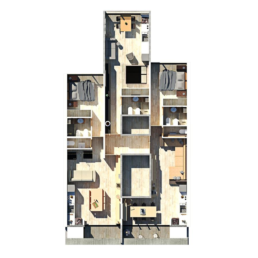 Foto Edificio en Centro Garay 3400 número 8