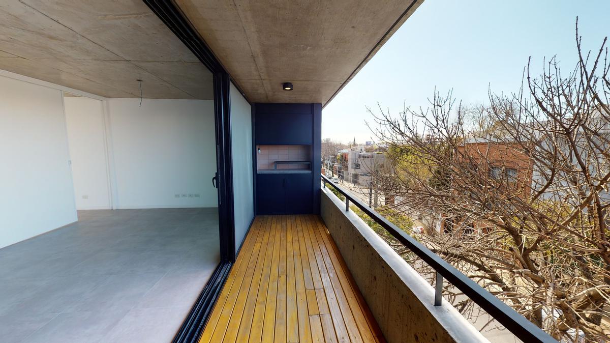 Foto Edificio en Saavedra Freire 4558 número 14