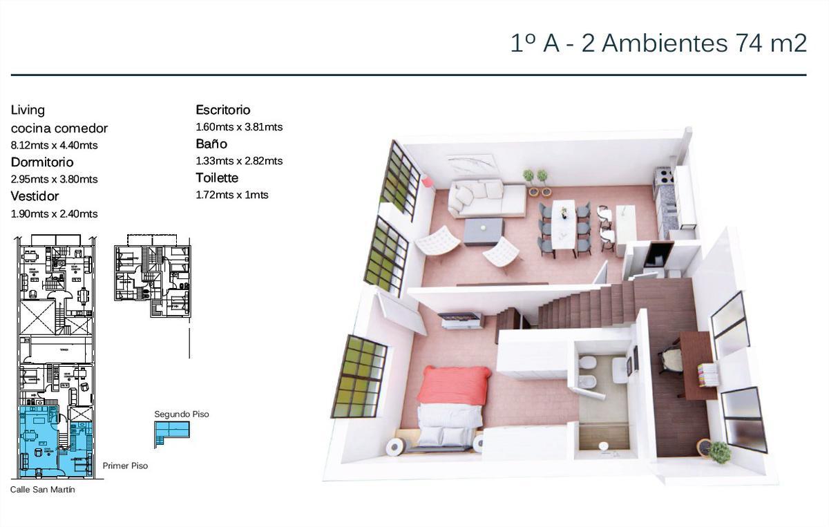 Foto Edificio en Don Bosco Rivadavia 4400 número 7