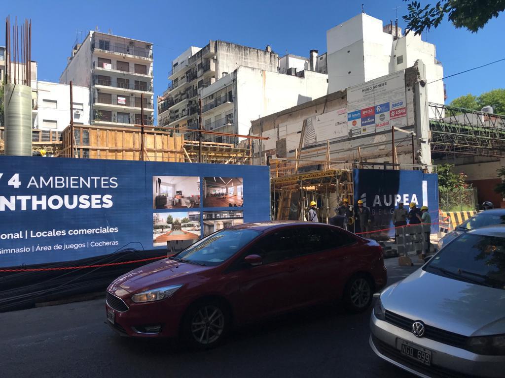 Emprendimiento AUREA BELGRANO - Ciudad de la Paz 2246  en Belgrano