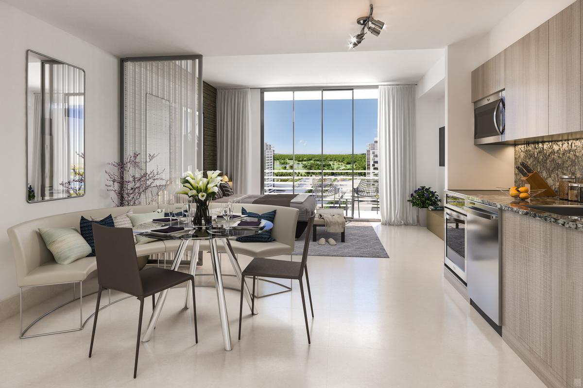 Foto Condominio en Doral Residencias en Downtown Doral, Miami número 4