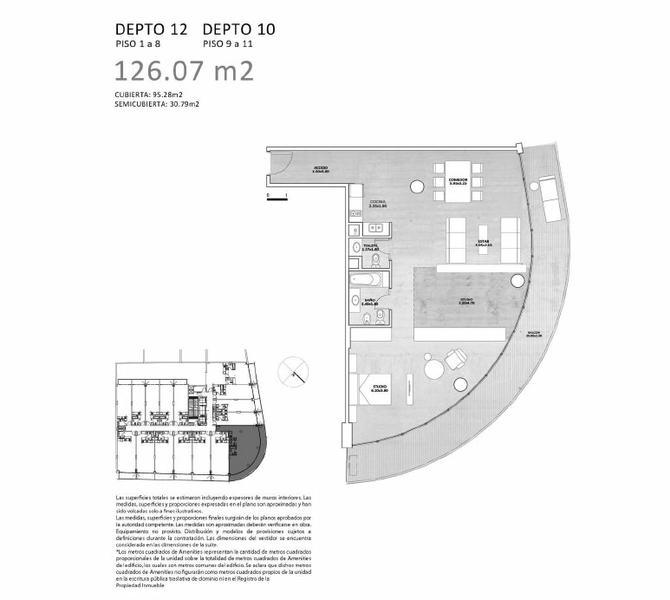 Emprendimiento Hom - Santa Fe esq Aguero en Recoleta