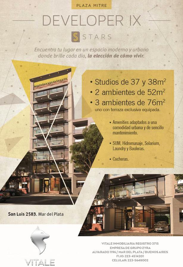 Foto Edificio en Plaza Mitre San Luis 2500 número 9