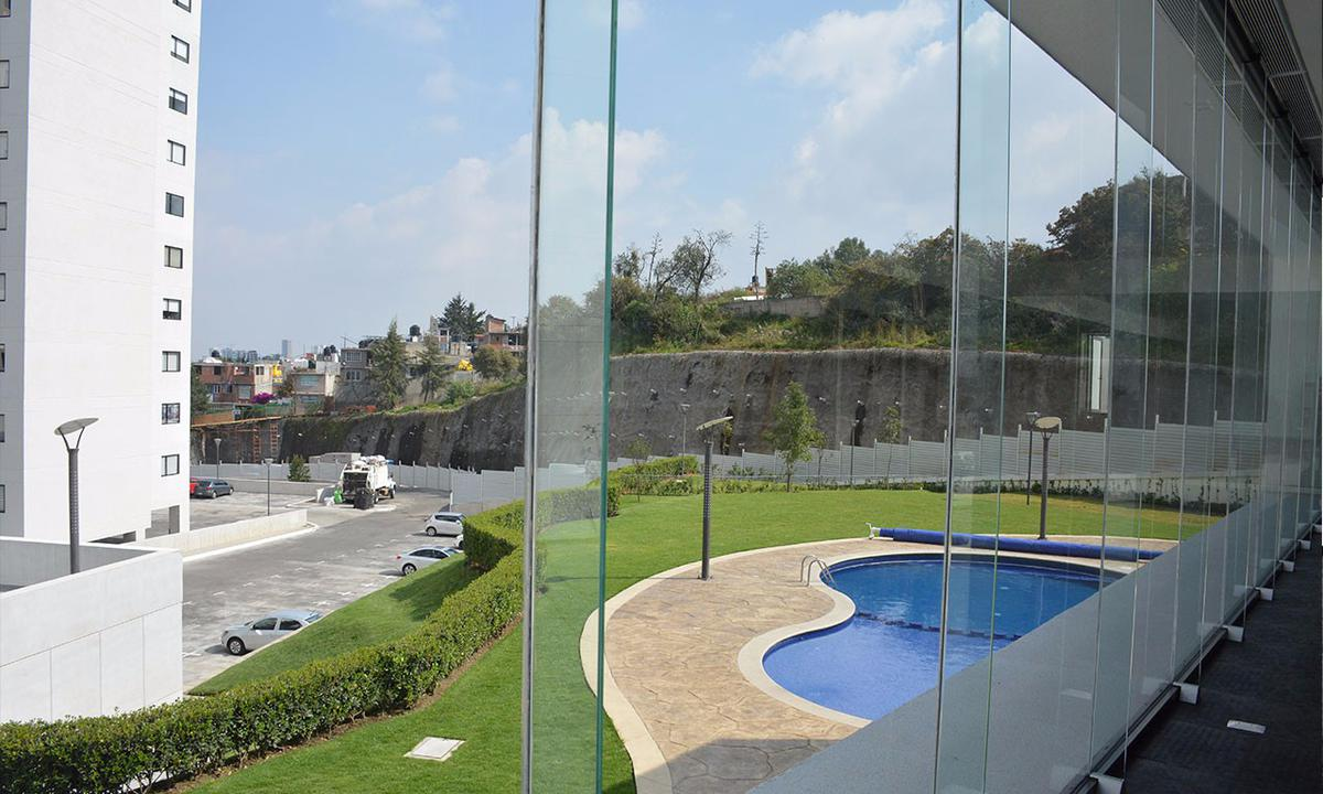 Foto Departamento en Venta en  Manzanastitla,  Cuajimalpa de Morelos  Av. Mexico 359- Enttorno Residencial - E1207