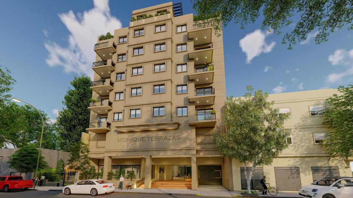 Foto Edificio en Chauvin Alvarado 2064 número 2