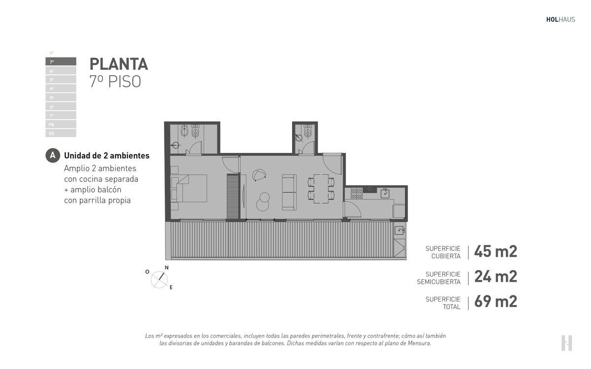 Foto Edificio en Saavedra Holmberg 4091/ 4081 número 30
