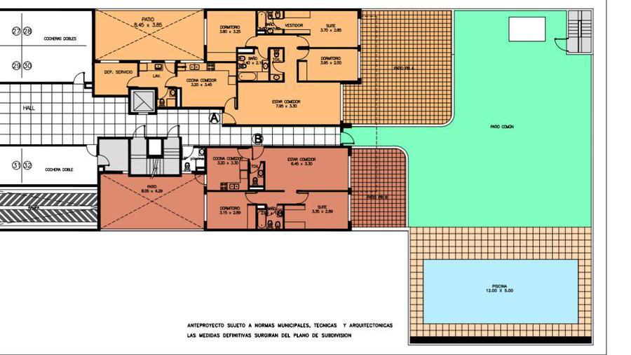Foto Edificio en Flores Felipe Vallese 2751 número 36