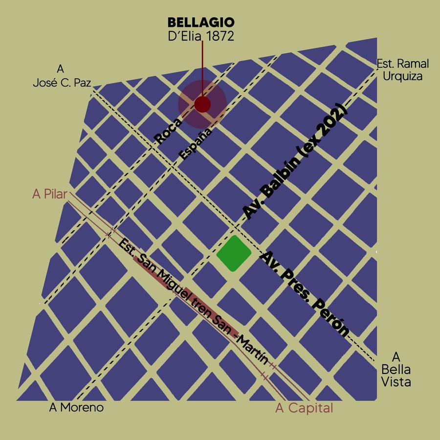Foto Edificio en Centro (S.Mig.) Delia 1872 número 5