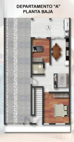 Foto Edificio en La Plata Calle 30 prox 72 número 7