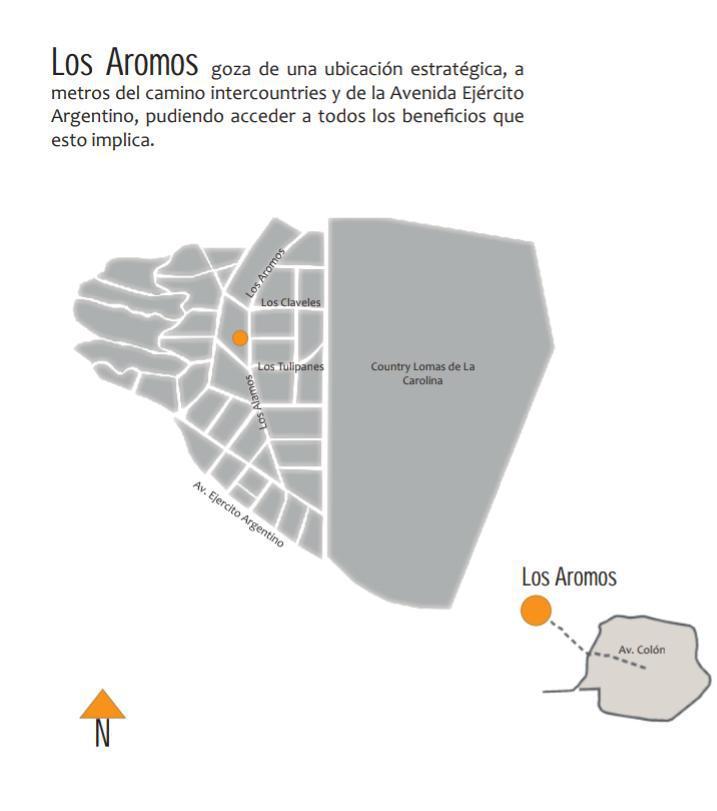 Foto Condominio en Cuesta colorada Los Aromos número 6