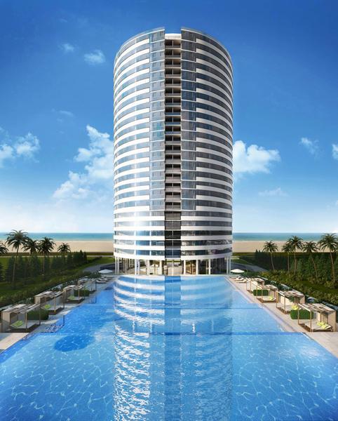 Foto Edificio en Playa Brava Parada 9 de Playa Brava numero 2