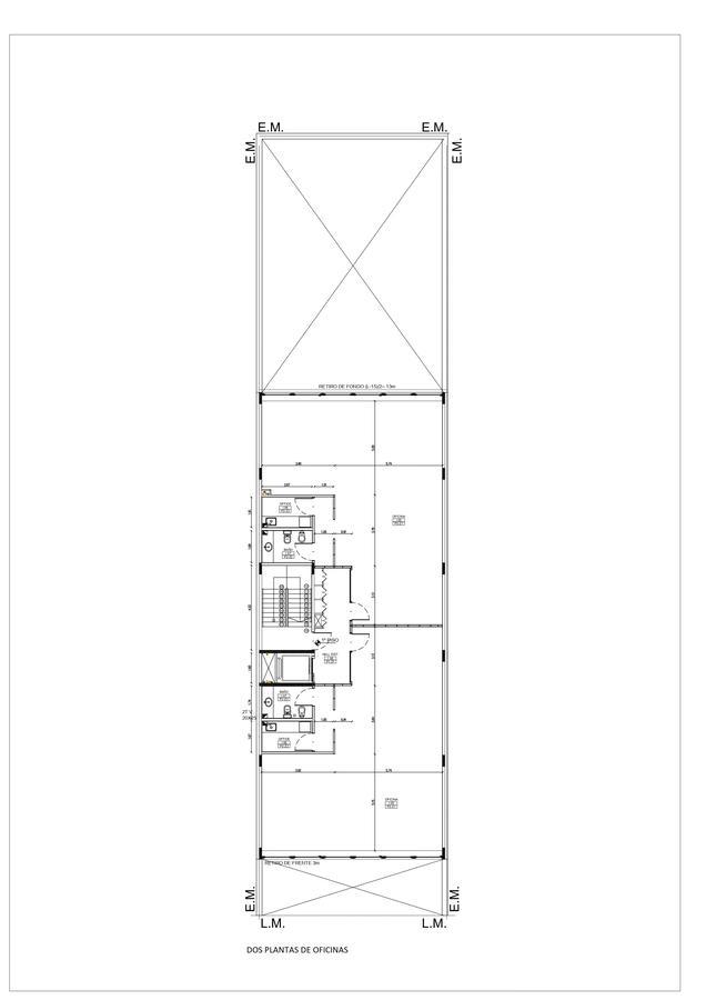 Edificio de oficinas - Tigre-4