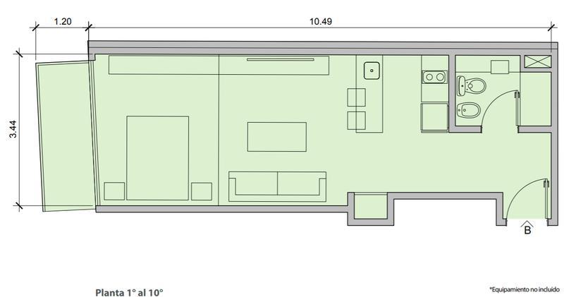 Foto Edificio en Coghlan FREIRE 2600 número 6
