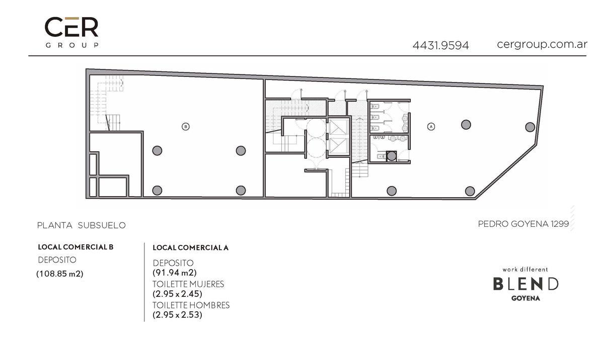 Foto Edificio en Caballito Pedro Goyena al 1200 número 14